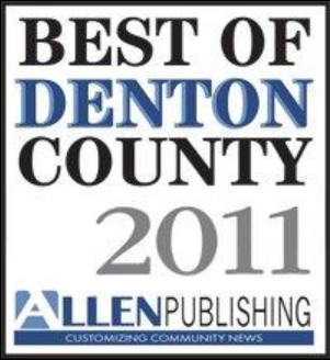 Best Architect of Denton County 2011