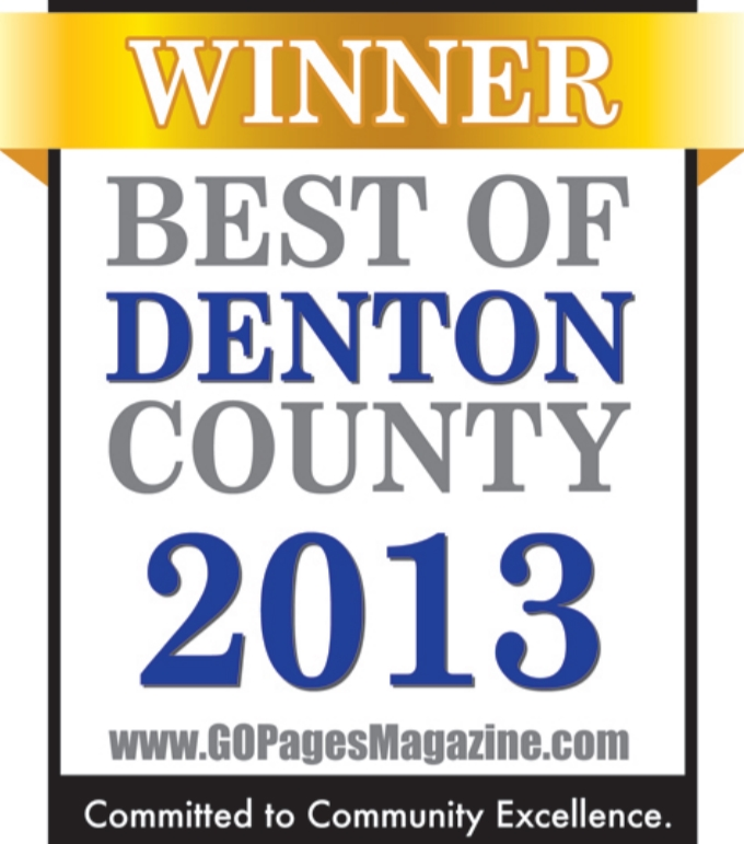 Best Architect of Denton County 2013