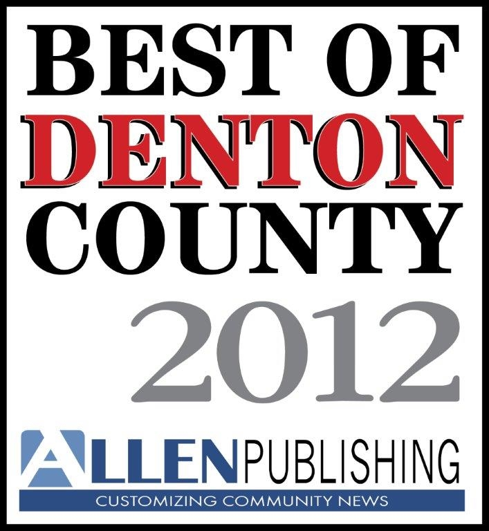 Best Architect of Denton County 2012