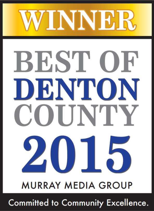 Best Architect of Denton County 2015