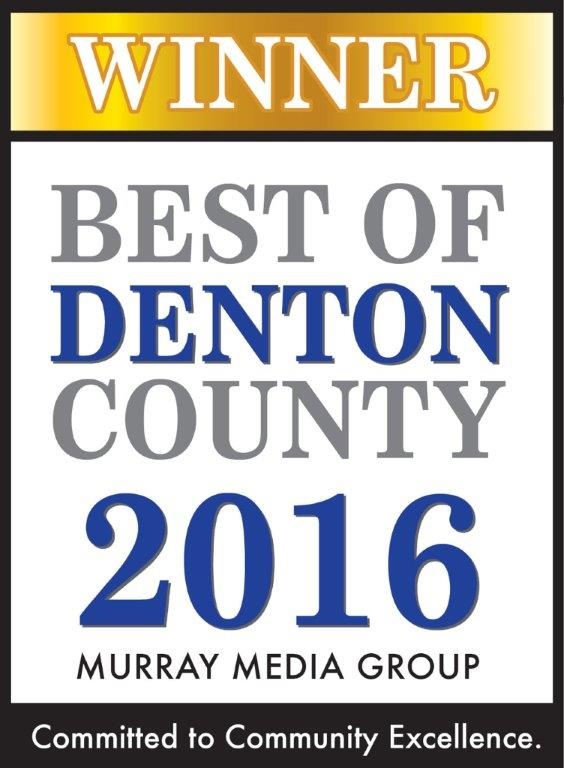 Best Architect of Denton County 2016
