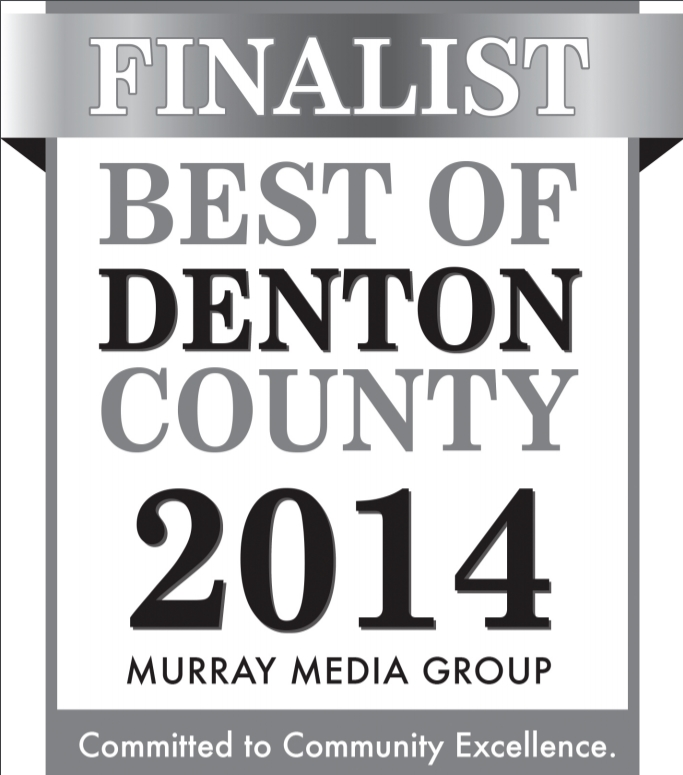 Finalist Best Architect of Denton County 2014